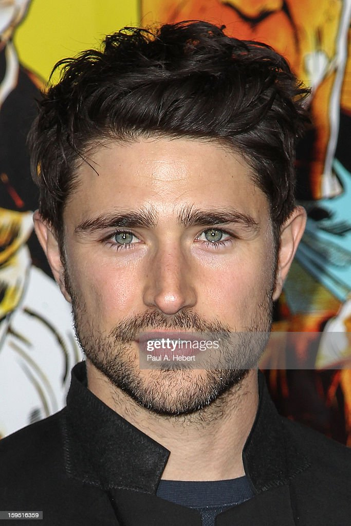 Actor <a gi-track='captionPersonalityLinkClicked' href=/galleries/search?phrase=Matt+Dallas&family=editorial&specificpeople=752704 ng-click='$event.stopPropagation()'>Matt Dallas</a> arrives at the premiere of Lionsgate Films' 'The Last Stand' held at Grauman's Chinese Theatre on January 14, 2013 in Hollywood, California.
