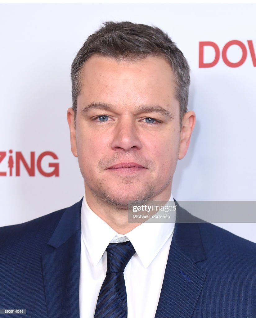 """Downsizing"" New York Screening"