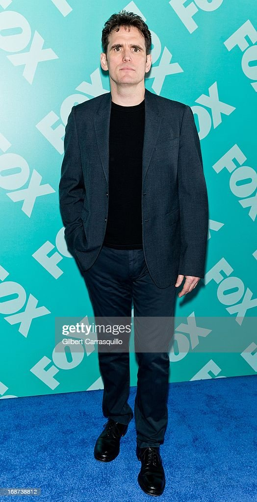 Actor Matt Dillon attends the FOX 2103 Programming Presentation Post-Party at Wollman Rink - Central Park on May 13, 2013 in New York City.