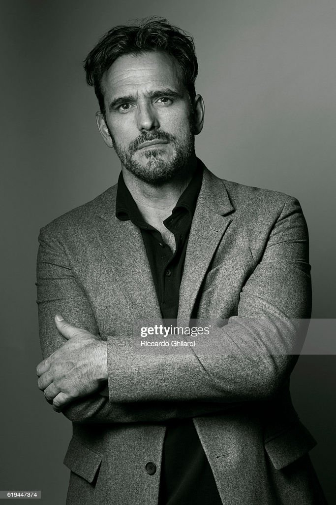 Actor Matt Dillon is photographed for Self Assignment on October 15, 2016 in Rome, Italy.