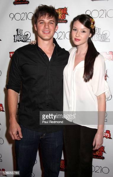 Jenn Proske And Matt Lanter