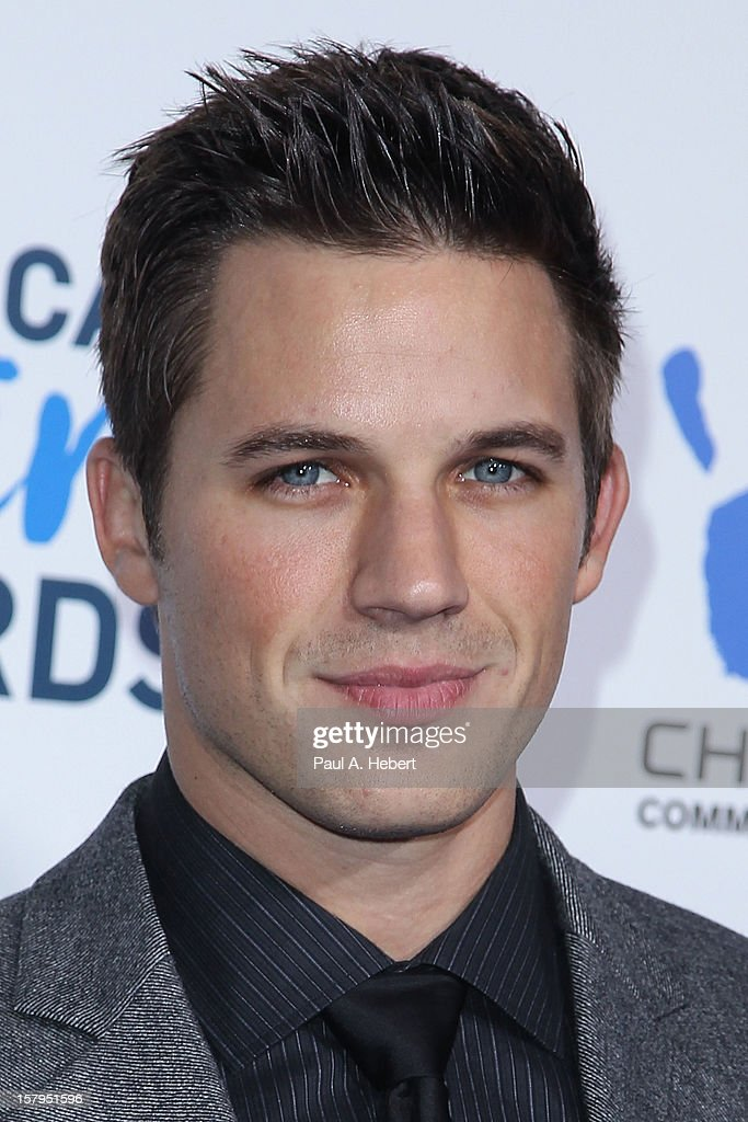 Actor <a gi-track='captionPersonalityLinkClicked' href=/galleries/search?phrase=Matt+Lanter&family=editorial&specificpeople=585848 ng-click='$event.stopPropagation()'>Matt Lanter</a> arrives at the 2nd Annual American Giving Awards presented by Chase held at the Pasadena Civic Auditorium on December 7, 2012 in Pasadena, California.