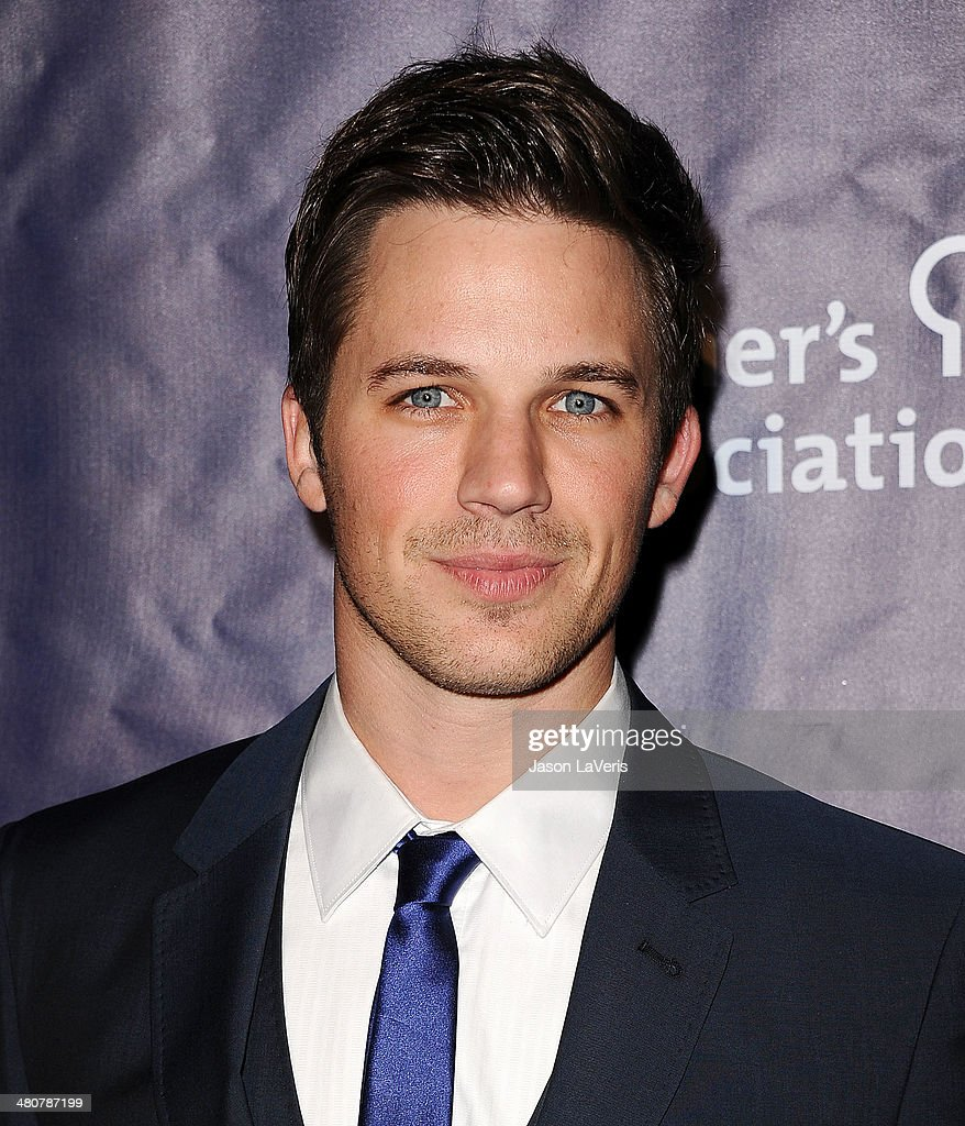 Actor Matt Lanter attends the 22nd 'A Night At Sardi's' at The Beverly Hilton Hotel on March 26, 2014 in Beverly Hills, California.