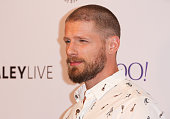 Actor Matt Lauria attends an evening with 'Kingdom' at The Paley Center for Media on October 19 2015 in Beverly Hills California