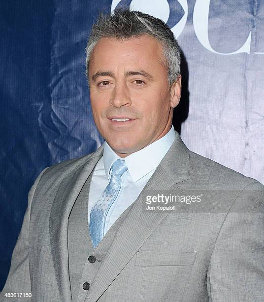 Actor Matt LeBlanc arrives at CBS CW And Showtime 2015 Summer TCA Party at Pacific Design Center on August 10 2015 in West Hollywood California