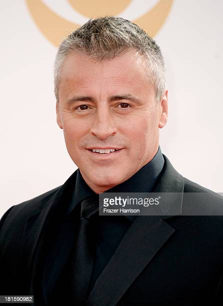 Actor Matt LeBlanc arrives at the 65th Annual Primetime Emmy Awards held at Nokia Theatre LA Live on September 22 2013 in Los Angeles California