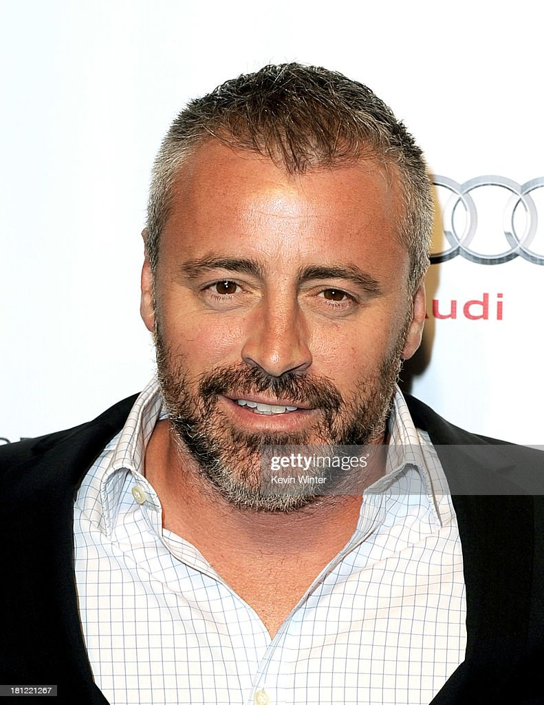 Actor Matt Leblanc arrives at the 65th Primetime Emmy Awards Writer Nominees reception at the Academy of Television Arts & Sciences on September 19, 2013 in No. Hollywood, California.