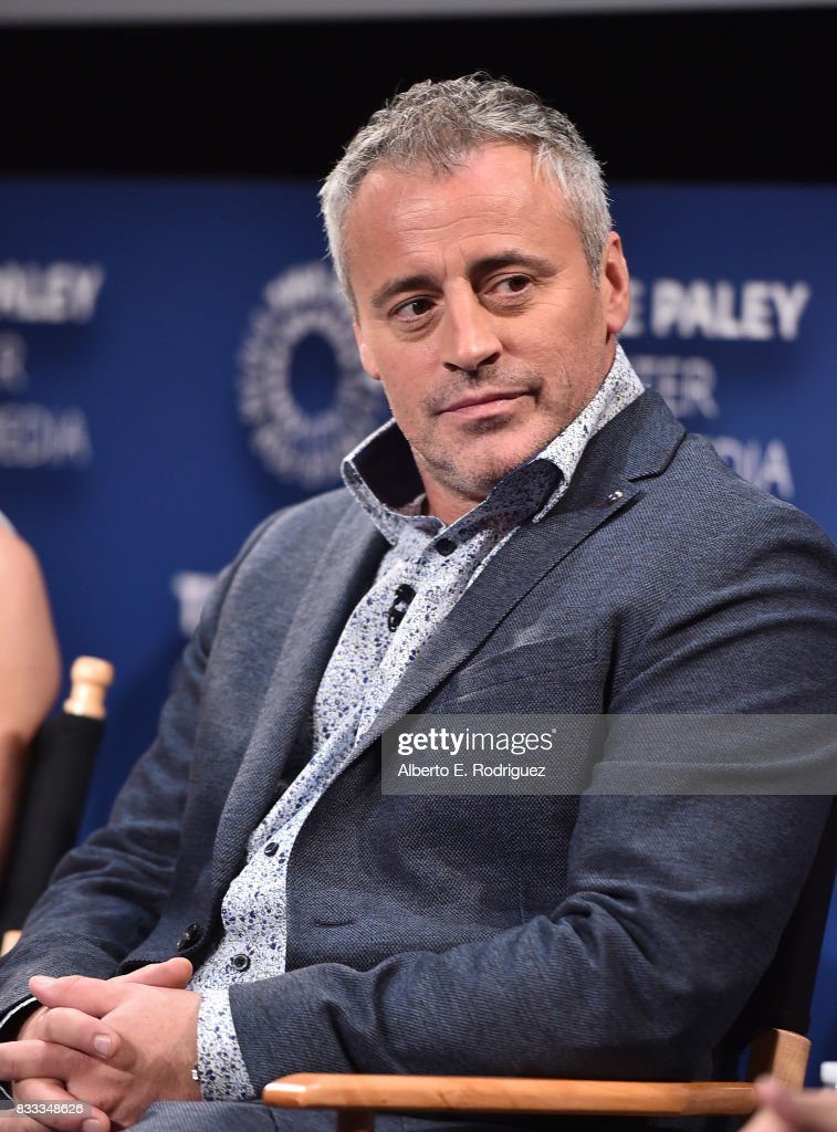 Actor Matt LeBlanc attend the 2017 PaleyLive LA Summer Season Premiere Screening And Conversation For Showtime's 'Episodes' at The Paley Center for Media on August 16, 2017 in Beverly Hills, California.
