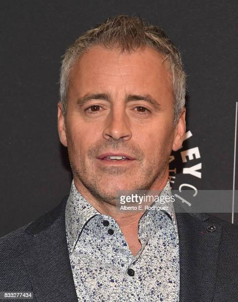 Actor Matt LeBlanc attends the 2017 PaleyLive LA Summer Season Premiere Screening And Conversation For Showtime's 'Episodes' at The Paley Center for...