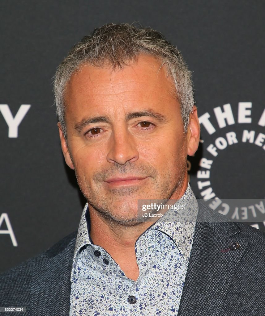 Actor Matt LeBlanc attends the 2017 PaleyLive LA Summer Season Premiere Screening And Conversation For Showtime's 'Episodes' at The Paley Center for Media on August 16, 2017 in Beverly Hills, California.