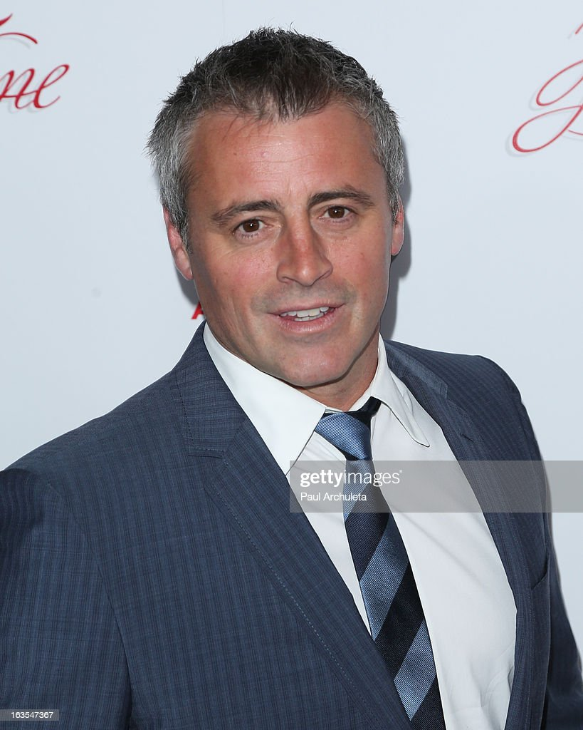 Actor Matt LeBlanc attends the Academy Of Television Arts & Sciences 22nd annual Hall Of Fame induction gala at The Beverly Hilton Hotel on March 11, 2013 in Beverly Hills, California.