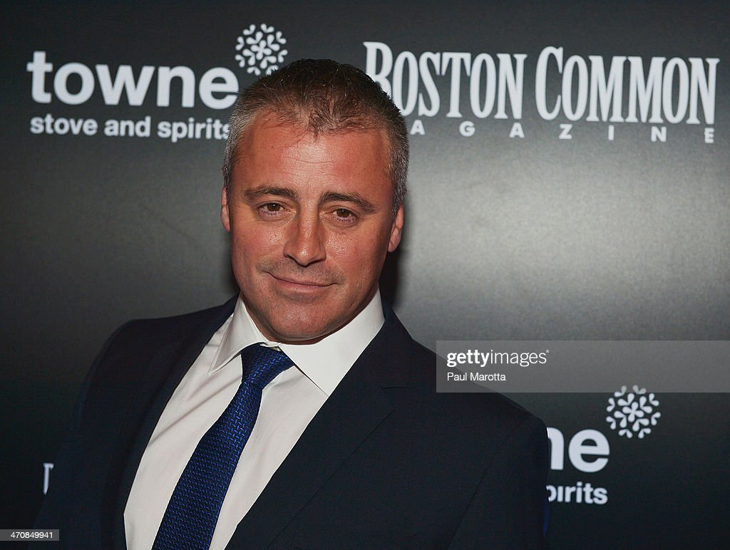 Actor <a gi-track='captionPersonalityLinkClicked' href=/galleries/search?phrase=Matt+LeBlanc&family=editorial&specificpeople=204471 ng-click='$event.stopPropagation()'>Matt LeBlanc</a> attends the Boston Common Magazine Celebration of its Spring Issue Hosted by Cover Star, <a gi-track='captionPersonalityLinkClicked' href=/galleries/search?phrase=Matt+LeBlanc&family=editorial&specificpeople=204471 ng-click='$event.stopPropagation()'>Matt LeBlanc</a> on February 20, 2014 in Boston, Massachusetts.