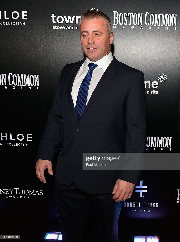 Actor Matt LeBlanc attends the Boston Common Magazine Celebration of its Spring Issue Hosted by Cover Star, Matt LeBlanc on February 20, 2014 in Boston, Massachusetts.