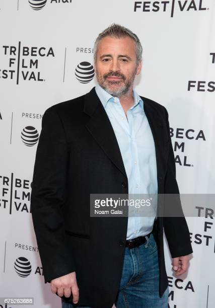 Actor Matt LeBlanc attends Tribeca TV 'Episodes' during 2017 Tribeca Film Festival on April 30 2017 in New York City
