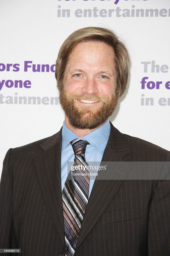 Actor Matt Letscher attends the Actors' Fund's 15th annual Tony Awards party held at the Skirball Cultural Center on June 12, 2011 in Los Angeles, California.