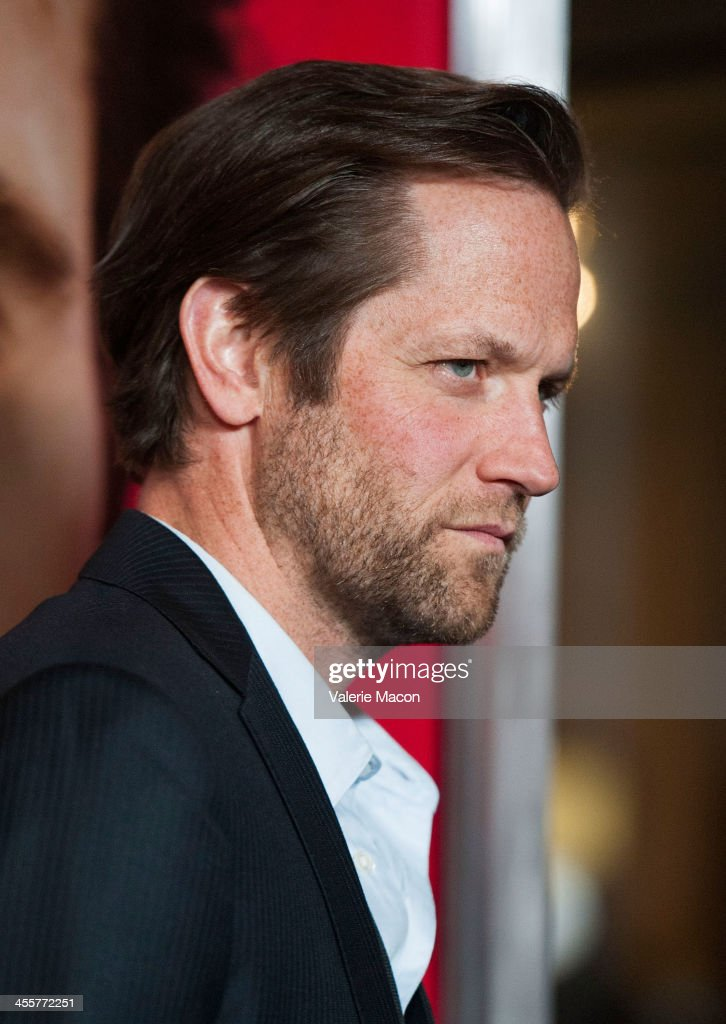Actor Matt Letscher attends the premiere of Warner Bros. Pictures' 'Her.' at DGA Theater on December 12, 2013 in Los Angeles, California.