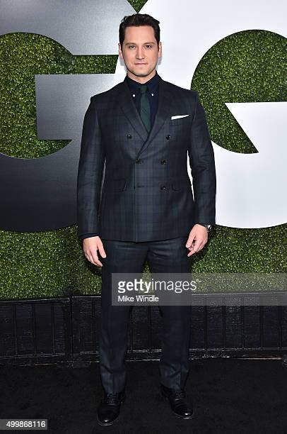 Actor Matt McGorry attends the GQ 20th Anniversary Men Of The Year Party at Chateau Marmont on December 3 2015 in Los Angeles California