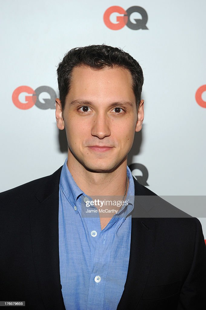 Actor Matt McGorry attends the GQ 'What To Wear Now' Special Issue Party at The Highline Hotel on August 15, 2013 in New York City.