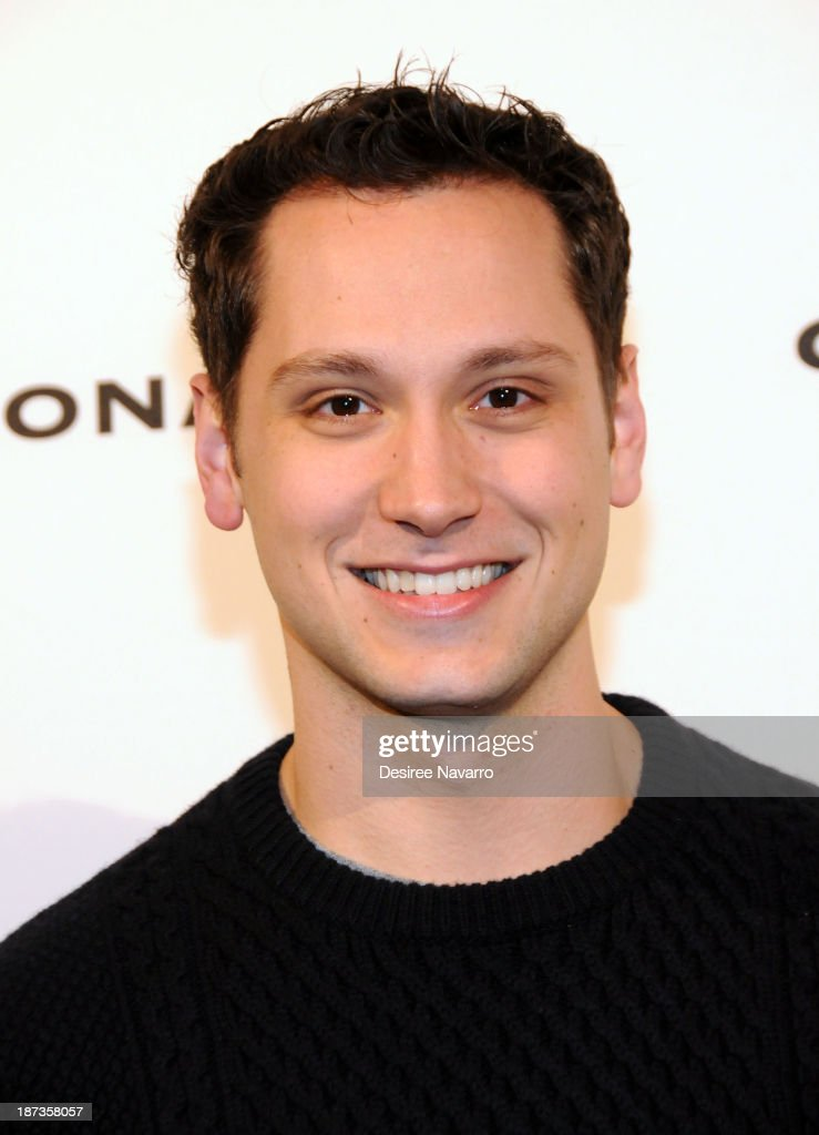 Actor Matt McGorry attends the opening celebration of Club Monoco's Fifth Avenue Flagship at Club Monaco Fifth Avenue on November 7, 2013 in New York City.
