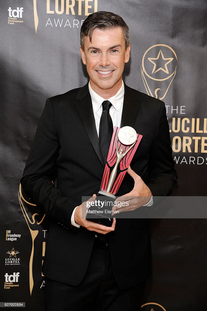 Actor <a gi-track='captionPersonalityLinkClicked' href=/galleries/search?phrase=Matt+McGrath&family=editorial&specificpeople=584195 ng-click='$event.stopPropagation()'>Matt McGrath</a> attends the press room for the 31st Annual Lucille Lortel Awards at NYU Skirball Center on May 1, 2016 in New York City.