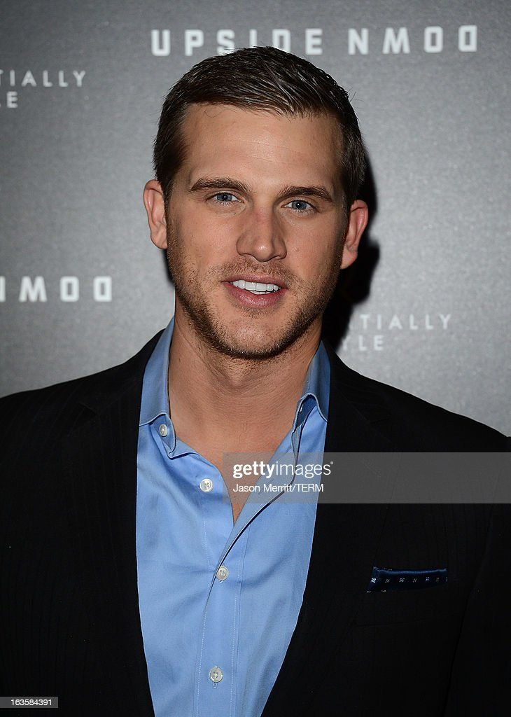 Actor Matt Nordgren arrives at a special LA screening of Millennium Entertainment's 'Upside Down' at ArcLight Hollywood on March 12, 2013 in Hollywood, California.