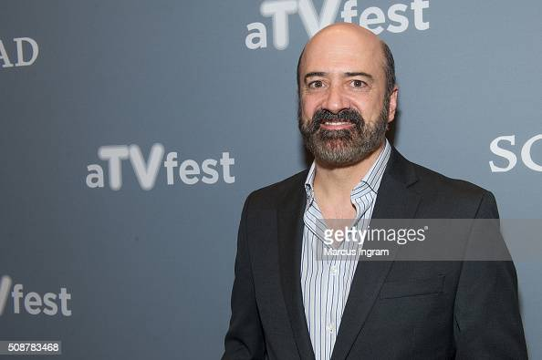 Actor Matt Servitto attends 'Banshee' event during SCAD aTVfest 2016 Day 3 at the Four Seasons Atlanta Hotel on February 6 2016 in Atlanta Georgia