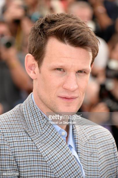 Actor Matt Smith attends the 'Lost River' photocall during the 67th Annual Cannes Film Festival on May 20 2014 in Cannes France