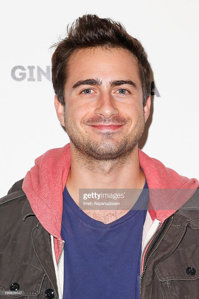 Actor Matt Spicer attends the screening of A24 Films' 'Ginger & Rosa' at The Paley Center for Media on November 8, 2012 in Beverly Hills, California.