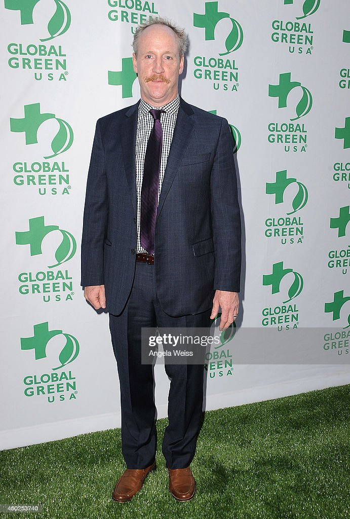 Actor <a gi-track='captionPersonalityLinkClicked' href=/galleries/search?phrase=Matt+Walsh+-+Actor&family=editorial&specificpeople=13491249 ng-click='$event.stopPropagation()'>Matt Walsh</a> arrives at Global Green USA's 18th Annual Millennium Awards at Fairmont Miramar Hotel on June 7, 2014 in Los Angeles, California.