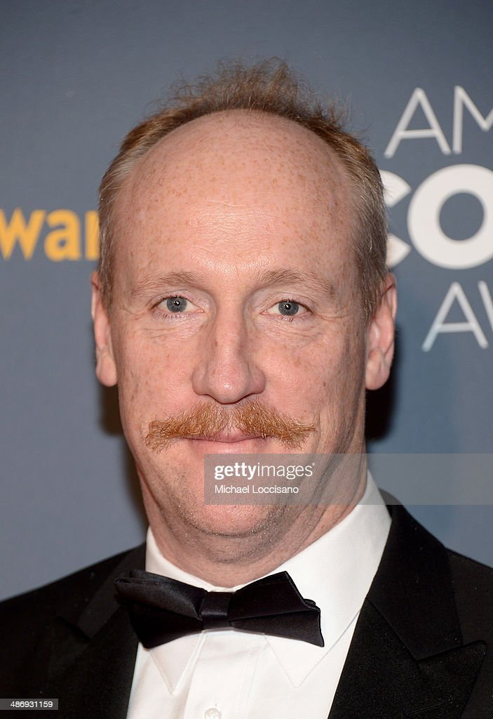 Actor <a gi-track='captionPersonalityLinkClicked' href=/galleries/search?phrase=Matt+Walsh+-+Actor&family=editorial&specificpeople=13491249 ng-click='$event.stopPropagation()'>Matt Walsh</a> attends 2014 American Comedy Awards at Hammerstein Ballroom on April 26, 2014 in New York City.
