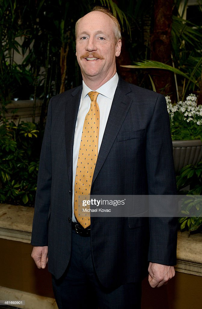 Actor <a gi-track='captionPersonalityLinkClicked' href=/galleries/search?phrase=Matt+Walsh+-+Actor&family=editorial&specificpeople=13491249 ng-click='$event.stopPropagation()'>Matt Walsh</a> attends the 14th annual AFI Awards Luncheon at the Four Seasons Hotel Beverly Hills on January 10, 2014 in Beverly Hills, California.