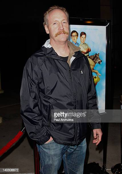 Actor Matt Walsh attends the 'Tim Eric'$ Billion Dollar Movie' Los Angeles premiere at the ArcLight Hollywood on March 1 2012 in Hollywood California