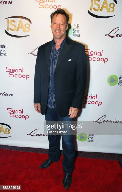 Actor Matthew Ashford arrives at the 8th Annual Indie Series Awards at The Colony Theater on April 5 2017 in Burbank California