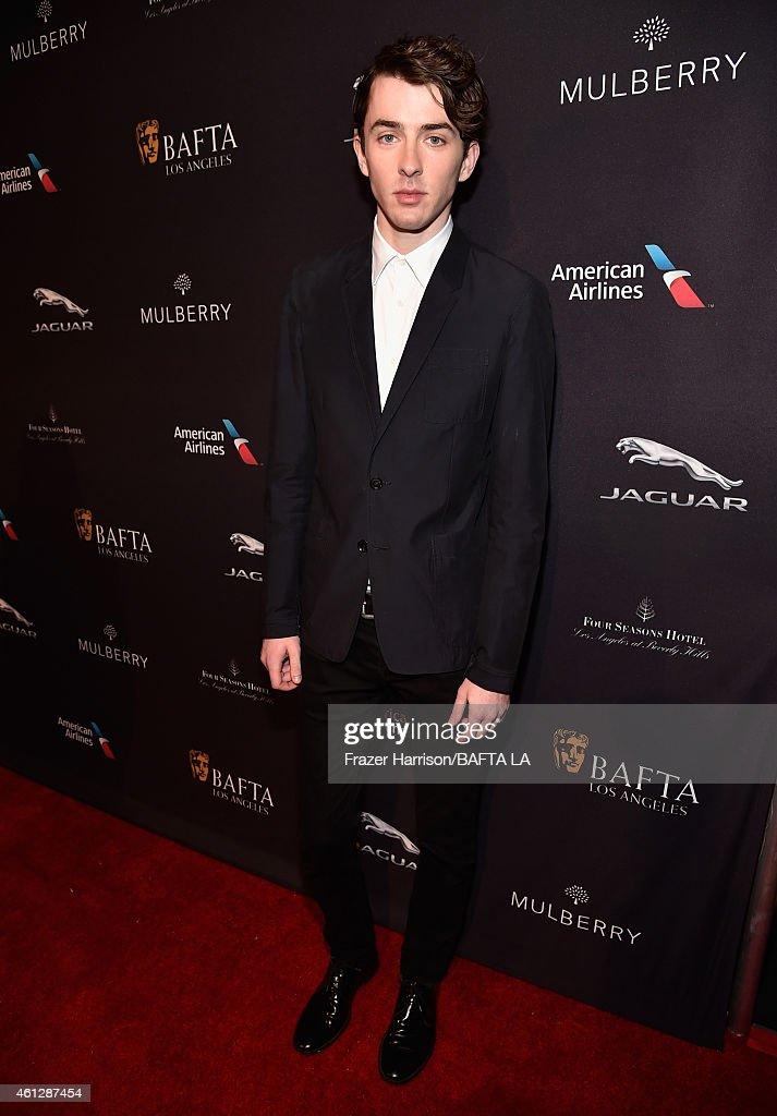 BAFTA Los Angeles Tea Party - Red Carpet