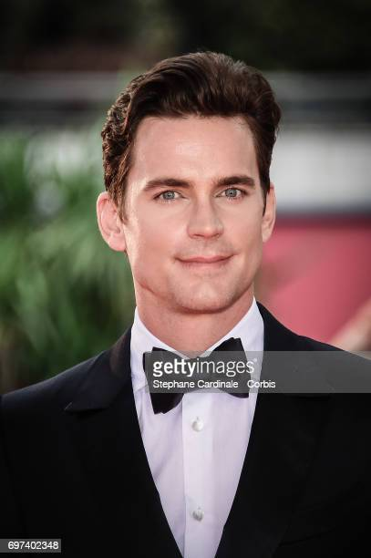 Actor Matthew Bomer from 'The Last Tycoon' attends the 57th Monte Carlo TV Festival Day 3 on June 18 2017 in MonteCarlo Monaco