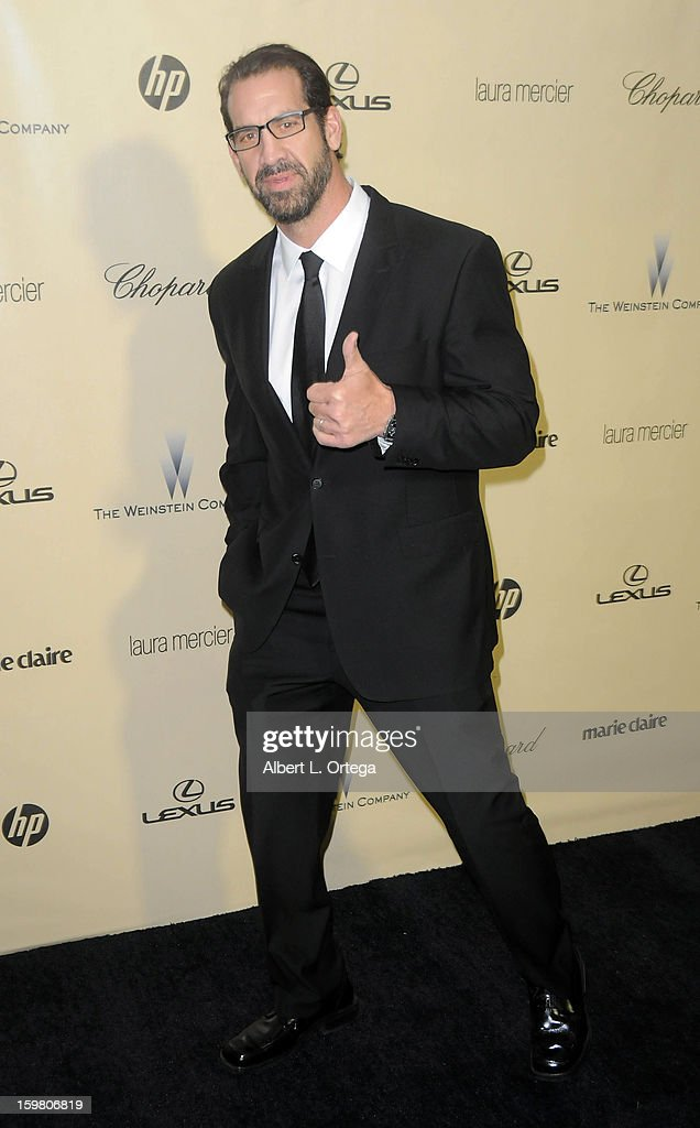 Actor Matthew J. Willing arrives for the Weinstein Company's 2013 Golden Globe Awards After Party - Arrivals on January 13, 2013 in Beverly Hills, California.