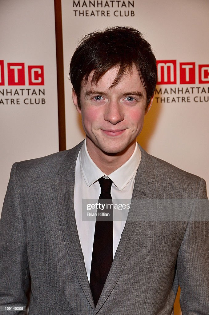 Actor Matthew James Thomas attends Manhattan Theatre Club 2013 Spring Gala at Cipriani 42nd Street on May 20, 2013 in New York City.