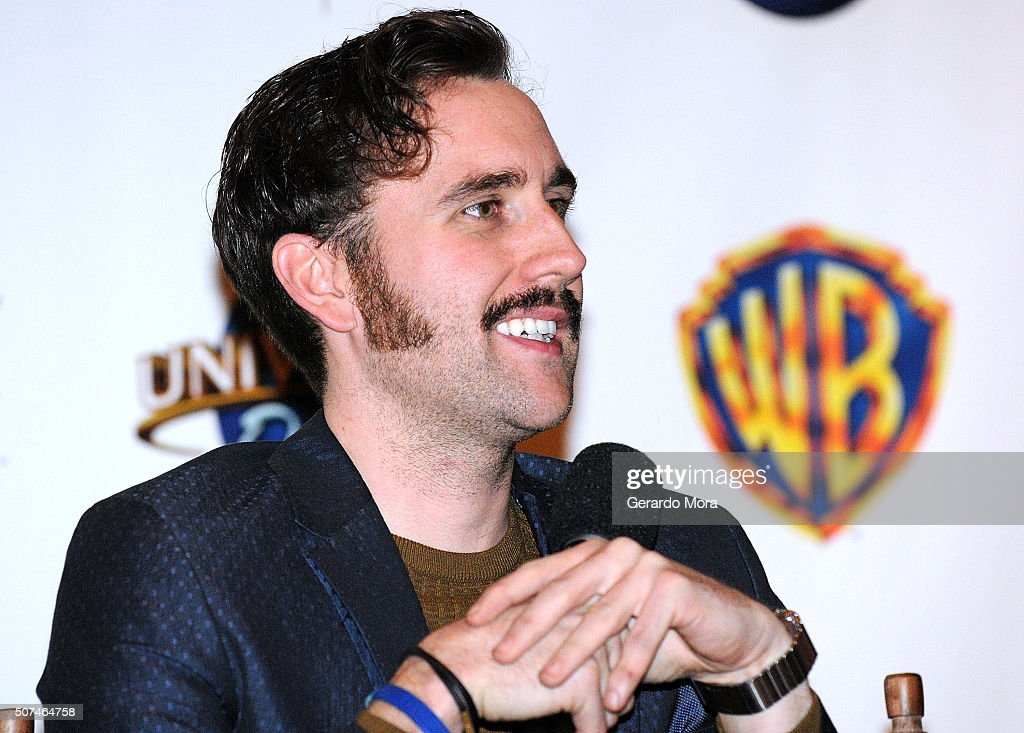 Actor Matthew Lewis attends the 3rd Annual Celebration Of Harry Potter at Universal Orlando on January 29, 2016 in Orlando, Florida.