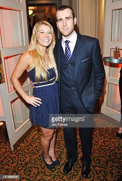 Matthew Lewis And Girlfriend 2017