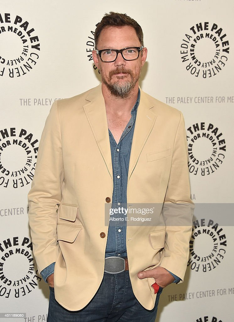 Actor <a gi-track='captionPersonalityLinkClicked' href=/galleries/search?phrase=Matthew+Lillard&family=editorial&specificpeople=206378 ng-click='$event.stopPropagation()'>Matthew Lillard</a> attends The Paley Center For Media Presents FX's 'The Bridge' at The Paley Center for Media on June 24, 2014 in Beverly Hills, California.