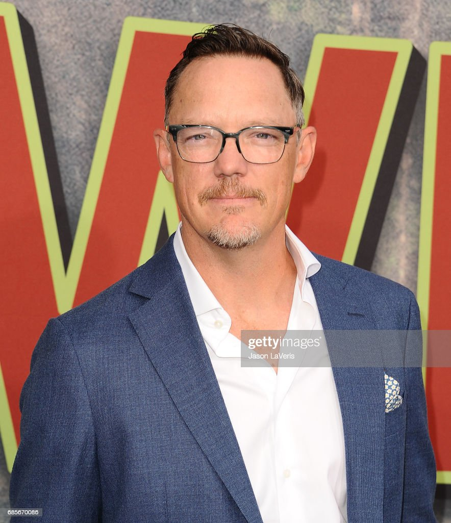 Actor Matthew Lillard attends the premiere of 'Twin Peaks' at Ace Hotel on May 19, 2017 in Los Angeles, California.