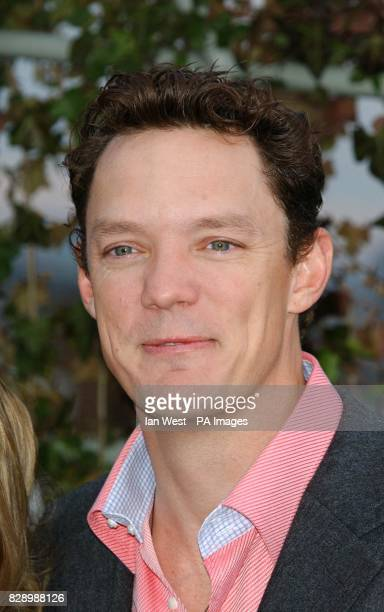 Actor Matthew Lillard during a photocall to promote his new movie Scooby Doo 2 Monsters Unleashed at the Dorchester Hotel in central London