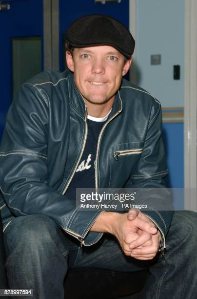Actor Matthew Lillard during his guest appearance on MTV's TRL UK at the MTV Studios in Camden north London