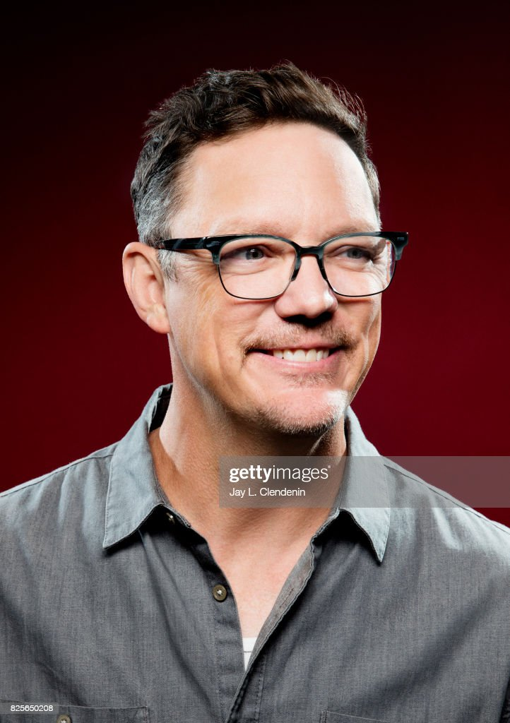 Actor Matthew Lillard, from the television series, 'Twin Peaks,' is photographed in the L.A. Times photo studio at Comic-Con 2017, in San Diego, CA on July 21, 2017.