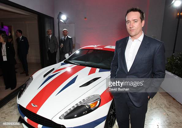 Actor Matthew Macfadyen attends the GREAT British film reception honoring the British nominees of the 87th Annual Academy Awards at The London West...