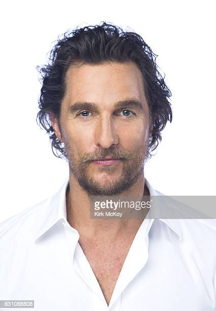 Actor Matthew McConaughey is photographed for Los Angeles Times on November 12 2016 in Los Angeles California PUBLISHED IMAGE CREDIT MUST READ Kirk...