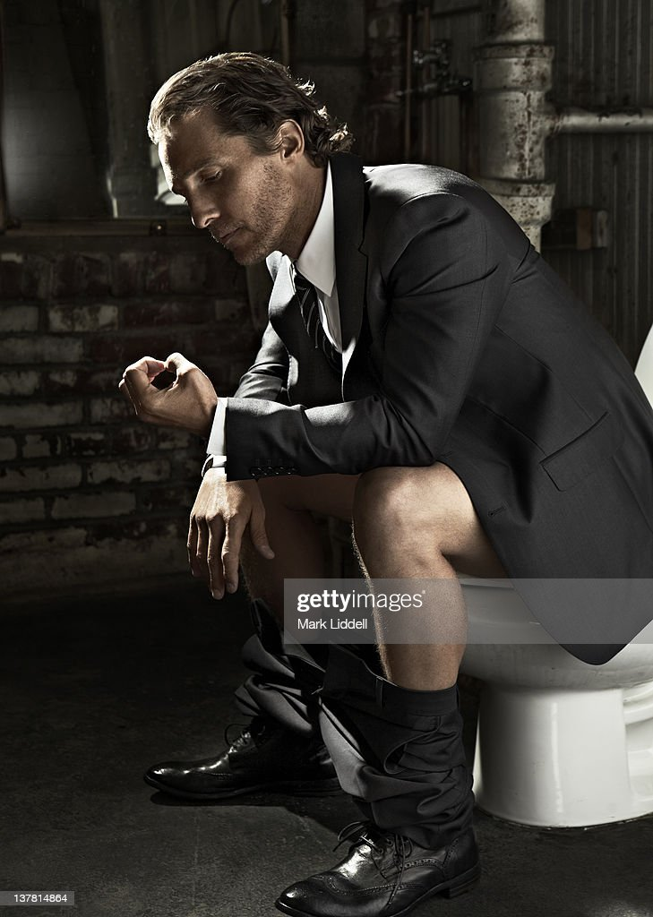 Actor Matthew Mcconaughey is photographed for Prestige Hong Kong on April 1, 2011 in Los Angeles, California. PUBLISHED
