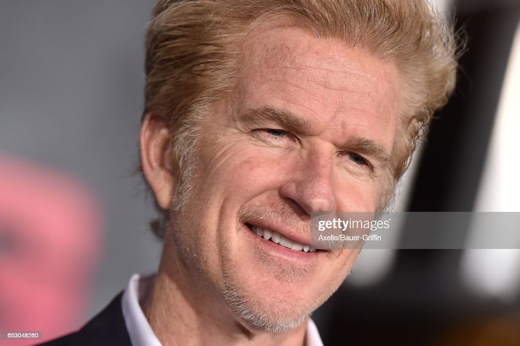Actor Matthew Modine arrives at the Los Angeles Premiere of 'Kong: Skull Island' at Dolby Theatre on March 8, 2017 in Hollywood, California.