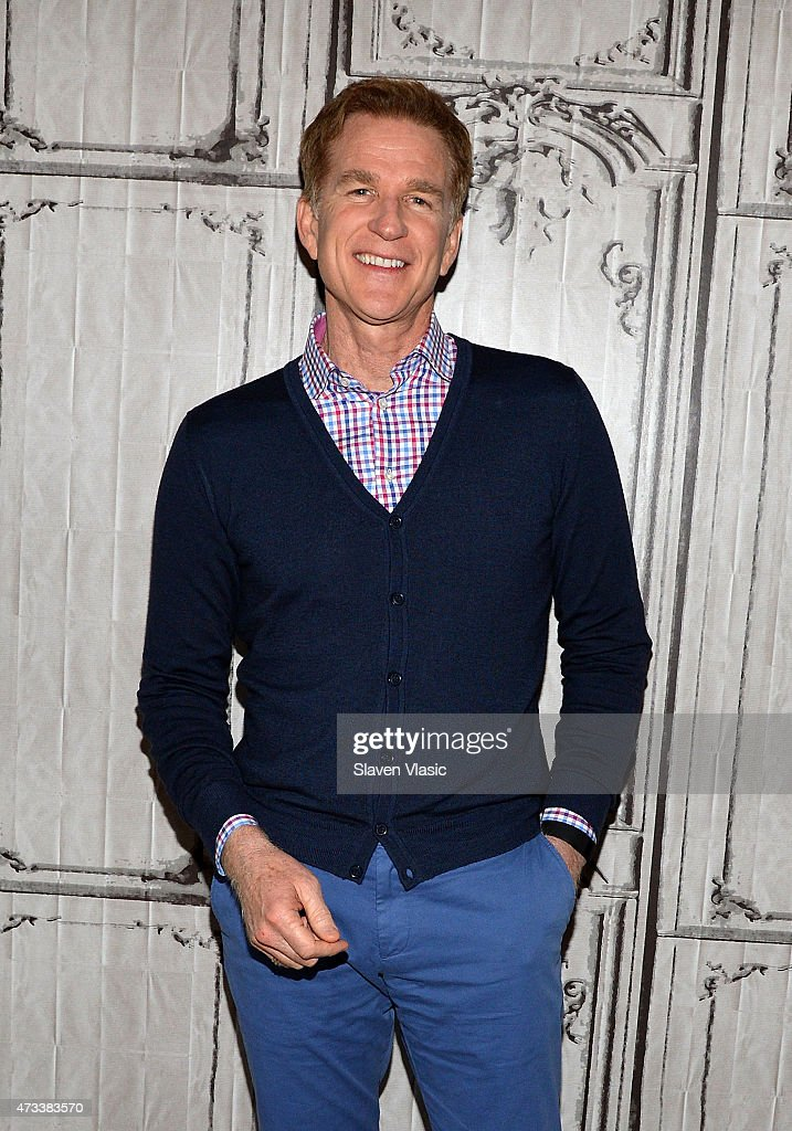 Actor <a gi-track='captionPersonalityLinkClicked' href=/galleries/search?phrase=Matthew+Modine&family=editorial&specificpeople=211363 ng-click='$event.stopPropagation()'>Matthew Modine</a> attends AOL's BUILD Speaker Series to talk about his new TNT series 'Proof' at AOL Studios In New York on May 14, 2015 in New York City.