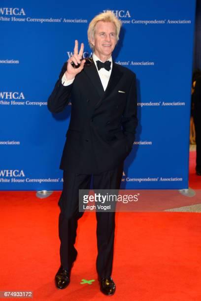 Actor Matthew Modine attends the 2017 White House Correspondents' Association Dinner at Washington Hilton on April 29 2017 in Washington DC